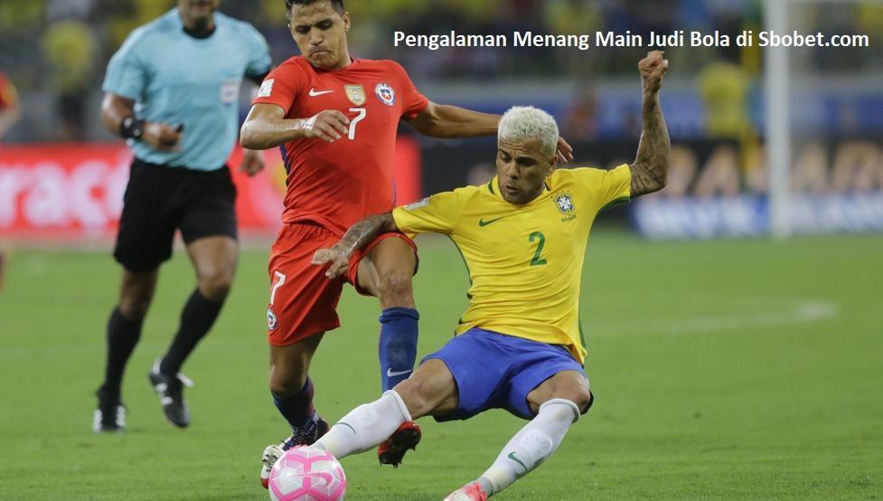 Pengalaman Menang Main Judi Bola di Sbobet.com