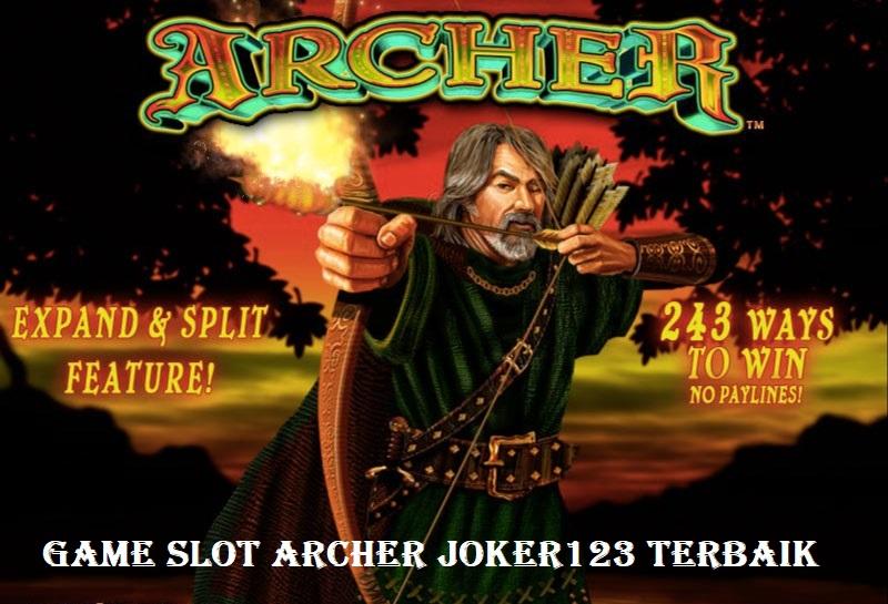 Game Slot Archer Joker123 Terbaik